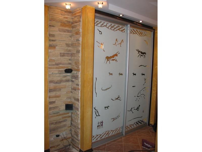Как украсить двери шкафа купе своими руками фото 65